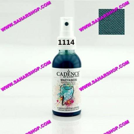 اسپری پارچه کادنس کد 1114