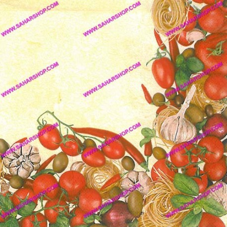 دستمال طرح دار المانی 0022
