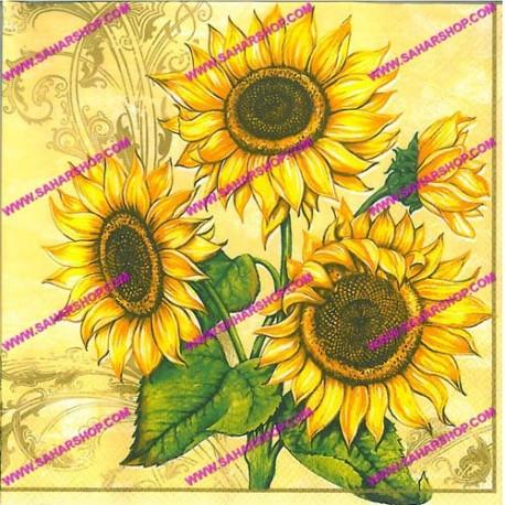 دستمال طرح دار المانی 0123