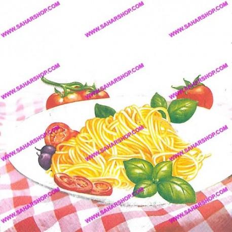 دستمال طرح دار المانی 0406