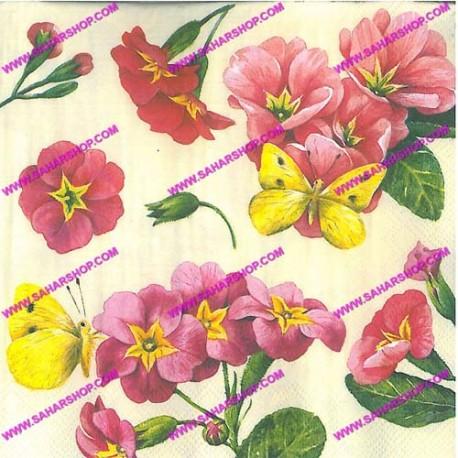دستمال طرح دار المانی 0614